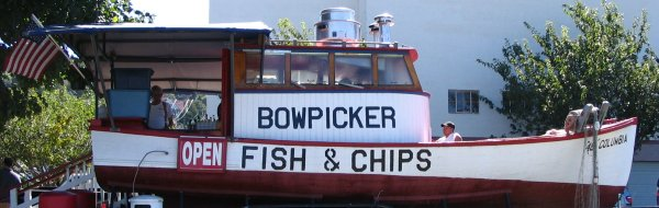 Bowpicker Fish & Chips